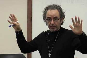 alan hirsch hands up